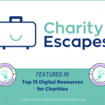 """Charity Escapes featured in CreatExplore, """"TOP 15 Digital Resources for Charities and Non-Profits""""."""
